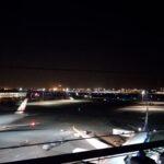 カナダ バンクーバーへ 羽田空港