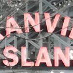 カナダ グランビルアイランド