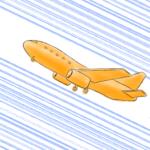 カナダ トロントへ(飛行機編)